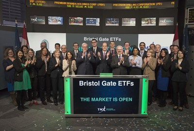 Bristol Gate Capital Partners Inc. Opens the Market (CNW Group/TMX Group Limited)