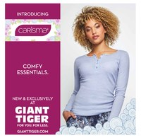 Carisma Look Book (CNW Group/Giant Tiger Stores Limited)