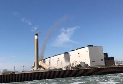 Nanticoke Generating Station towers to be demolished