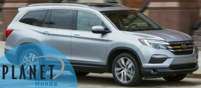 Schedule A Test Drive Of The New 2018 Honda Pilot At Planet Honda Of Golden,