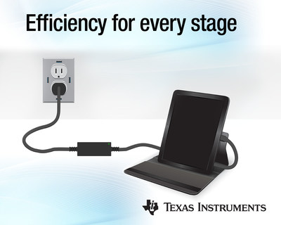 Boost efficiency and shrink power-supply and charger solution sizes for personal electronics and handheld industrial equipment.