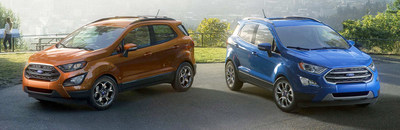 The all-new 2018 Ford EcoSport has arrived at Brandon Ford in Tampa, FL.