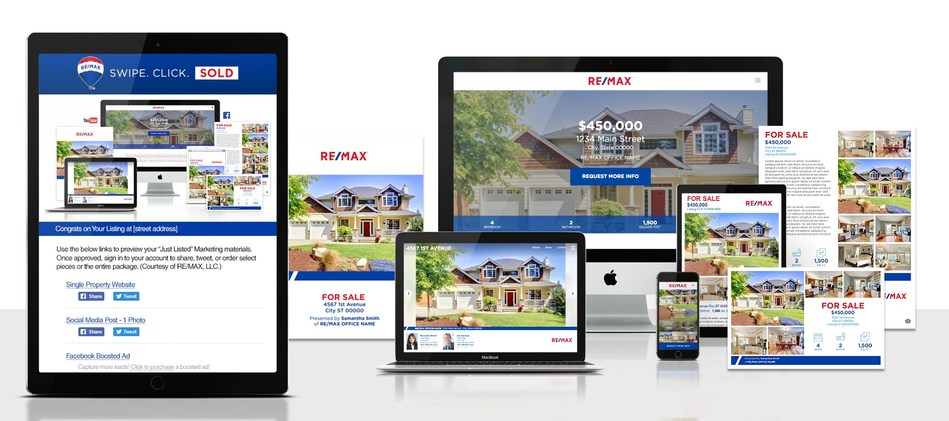 RE/MAX Design Center Automation by Imprev.