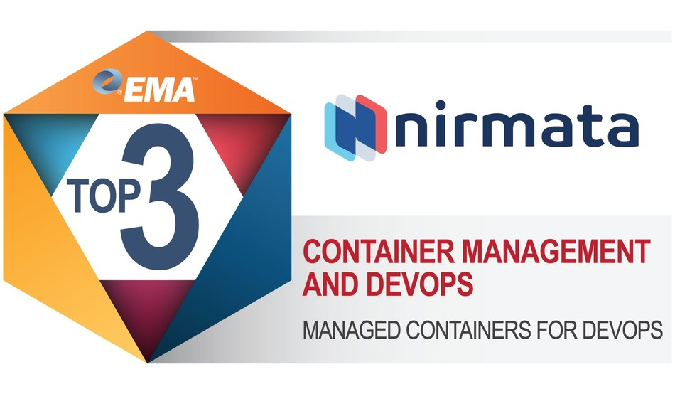 Enterprise Management Associates (EMA) Selects Nirmata as a Top Product for Container Management