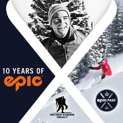 Vail Resorts announced a new campaign that will honor America's service members and give back to several veterans service organizations, including Wounded Warrior Project® (WWP).