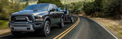 The 2018 Ram 1500 is available now at Palmen Motors.