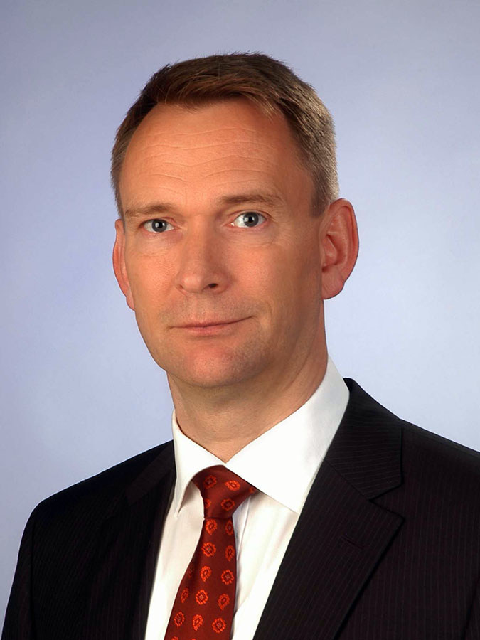 Dr. Burkhard Prause, President of Bruker Energy & Supercon Technologies (BEST)