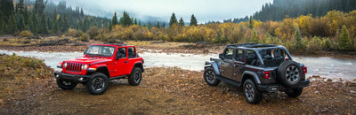 The 2018 Jeep Wrangler is available now at Palmen Motors.