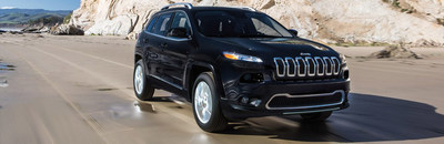 The 2018 Jeep Cherokee is available now at Palmen Motors.