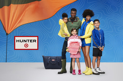 Target Announces Limited-Edition Collaboration with Hunter