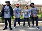Anthony Hamilton & The Hamiltones are some of the latest celebrities to join the #ThisShirtSavesLives movement to support St. Jude Children's Research Hospital.