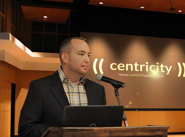 Centricity Global, CEO