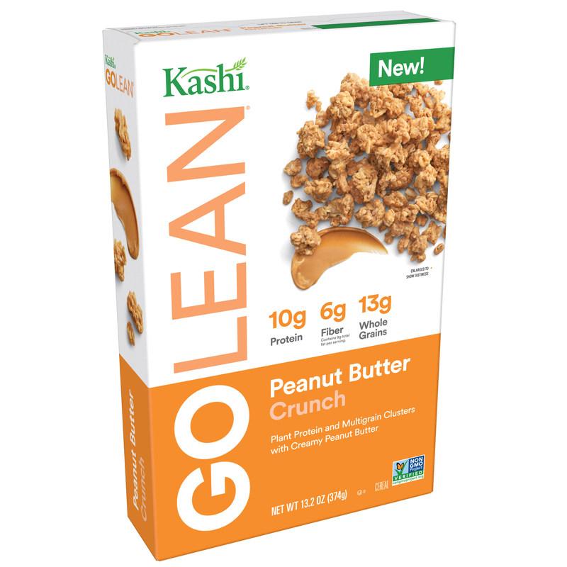Kashi GOLEAN Peanut Butter Crunch Cereal