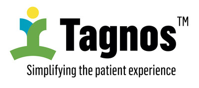 Tagnos is the leading clinical logistics automation solution for hospitals and clinics. Its SaaS platform analyzes data from clinical systems, including EHR, CPOE, LIS, RIS, and ADT systems, along with RTLS tracking devices, to facilitate patient flow through the hospital. The insights produced by its AI help organizations optimize their staff and asset utilization to prevent bottlenecks, reduce wait times and improve throughput, while increasing patient and staff satisfaction. www.tagnos.com. (PRNewsfoto/Tagnos)