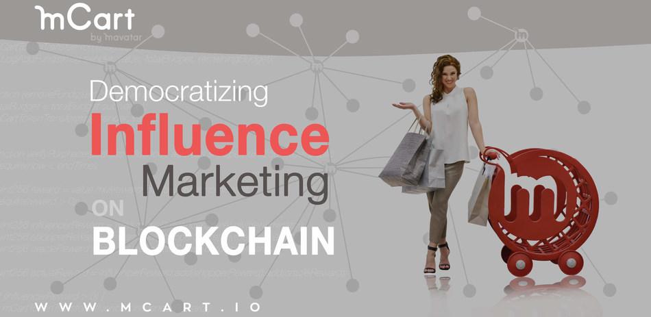 Democratizing Influence Marketing on Blockchain