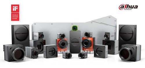 Dahua Industrial Camera Family