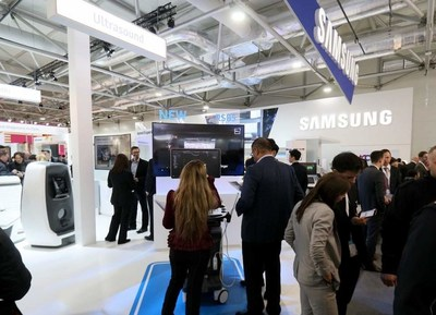 Samsung at European Congress of Radiology (ECR) 2018, Vienna Austria