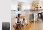 MAESTRO(MC), le thermostat de ligne intelligent conçu pour le chauffage électrique par pièce (Groupe CNW/°STELPRO)