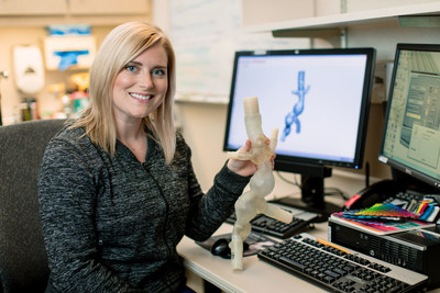 Amy Alexander of the Mayo Clinic's Department of Radiology's Anatomic Modeling Lab will be attending Rapid + TCT this year to discuss how point-of-care manufacturing is impacting more patients with 3D printing. The 2018 Rapid + TCT event will be held in Fort Worth, TX at the Fort Worth Convention Center April 23-26.