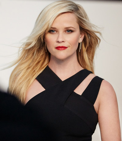Behind the scenes of Elizabeth Arden's March On campaign shoot with Reese Witherspoon, the brand's Storyteller-in-Chief. #TogetherWeMarchOn