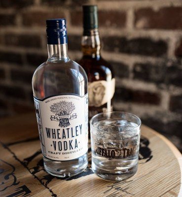 Wheatley Vodka, a craft distilled vodka created by the same makers as the award-winning Buffalo Trace bourbon, will be available summer 2018.