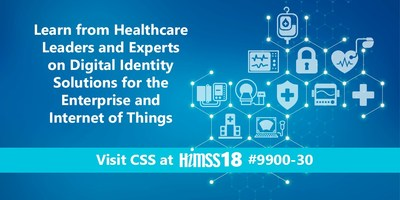 CSS Introduces Secure Medical Device Update and Management to HIMSS 2018 Attendees - Complying with the FDA's Postmarket Management of Cyber Security in Medical Devices