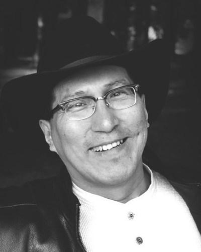 Celebrated Canadian novelist, Richard Wagamese (CNW Group/Penguin Random House Canada Limited)