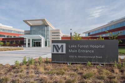 The new Northwestern Medicine Lake Forest Hospital opens.