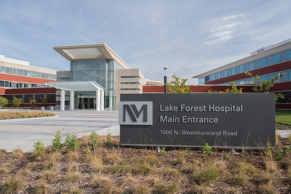 The new Northwestern Medicine Lake Forest Hospital opens.