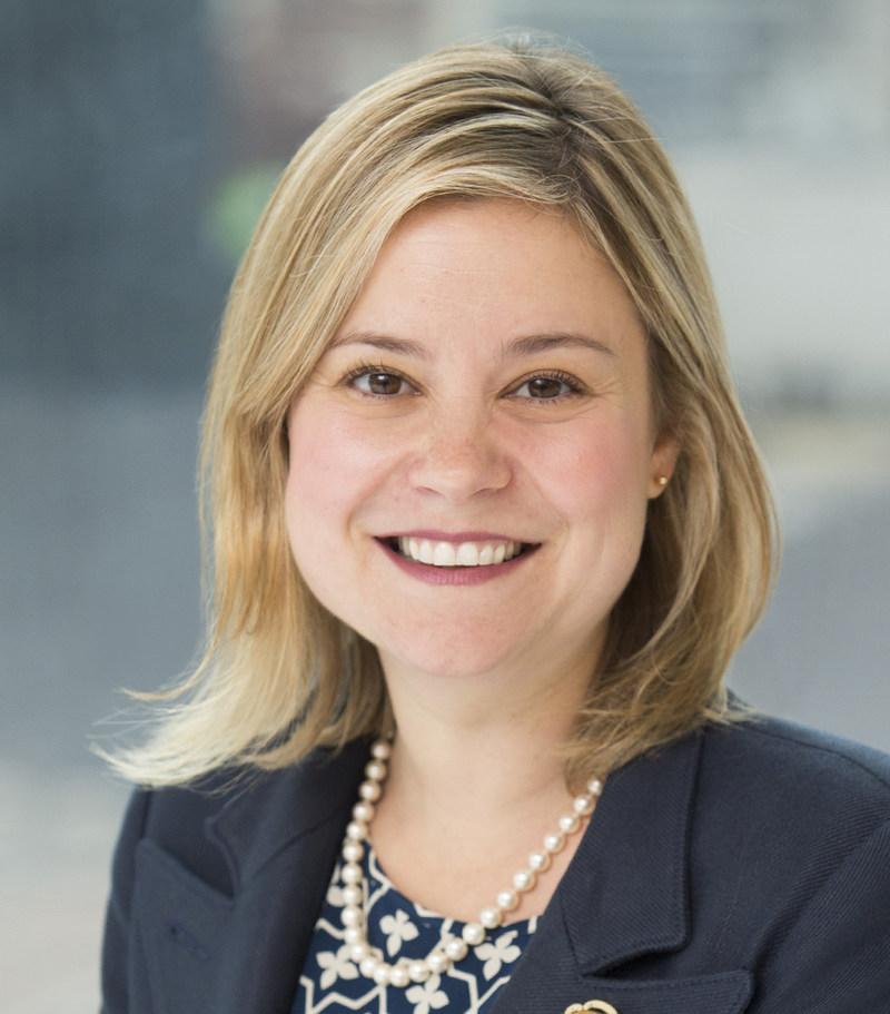 Hilary Allard Goldfarb, Senior Vice President and Regional Development Officer, Mid-Atlantic Region, Rockefeller Group