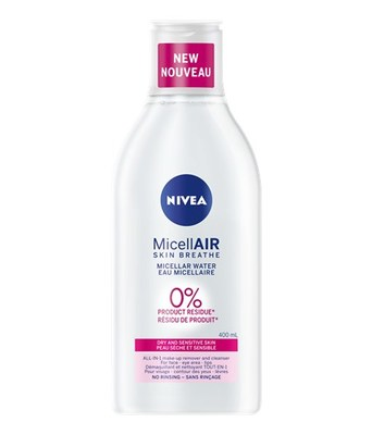 NIVEA Micellair (Groupe CNW/Nivea)