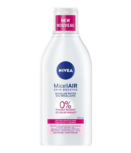 NIVEA Micellair Skin Breathe (CNW Group/Nivea)
