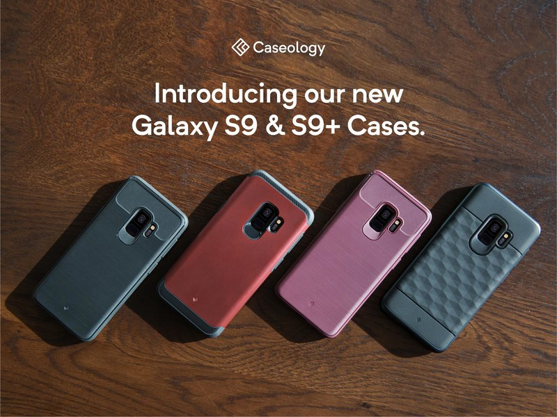 size 40 f8690 b1da6 Caseology Delivers The Top Choice Cases For Samsung Galaxy S9 & S9+