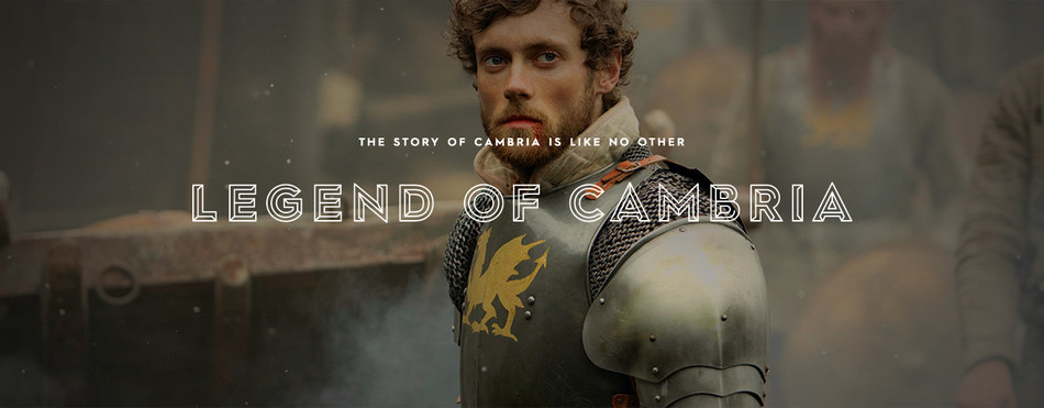 """A LEGEND IN EVERY DESIGN. INSPIRED BY THE PASSION OF ITS OWN DISTINCTIVE ORIGIN STORY, CAMBRIA CREATES THE CAPTIVATING NEW FILM, """"LEGEND OF CAMBRIA"""" Epic film featuring narration by actor Colin Farrell and directed by Alexei Tylevich can be viewed at CambriaUSA.com"""