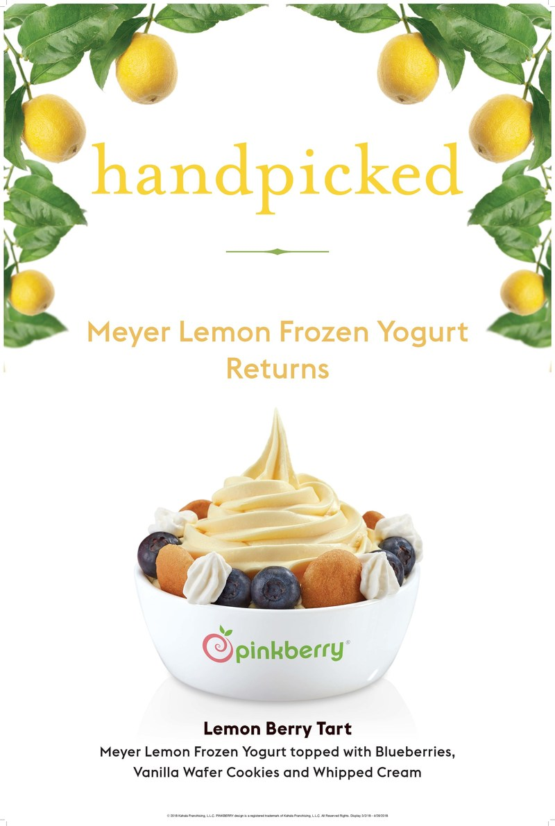 The popular Meyer Lemon is back nationwide for a limited time only.