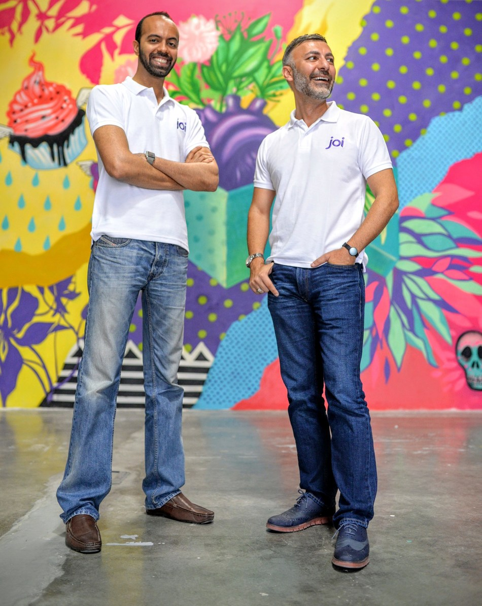 Ritesh Tilani and Alper Celen, Co-founders of Enhance (PRNewsfoto/Enhance)