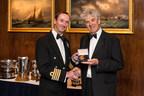 Queen Mary 2 Crew Awarded Prestigious Royal Cruising Club Medal for Seamanship