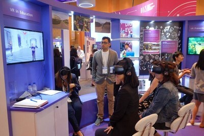 Get immersed in latest virtual reality breakthroughs at NXTAsia