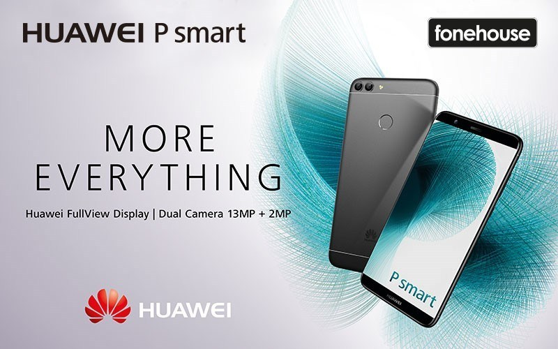 Fonehouse has been providing the UK with mobile phone deals for over twenty years and have partnered with Huawei to provide a premium handset at an incredible price. (PRNewsfoto/Fonehouse.co.uk)