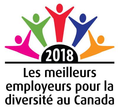 La Banque Nationale de nouveau parmi les meilleurs employeurs pour la diversité au Canada (Groupe CNW/Banque Nationale du Canada)