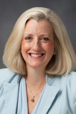 Ellen Junger, the new chief marketing officer for Helzberg Diamonds.