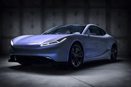 Introducing Venere by LVCHI Auto, the First Full Electric Limousine in the World (PRNewsfoto/LVCHI)