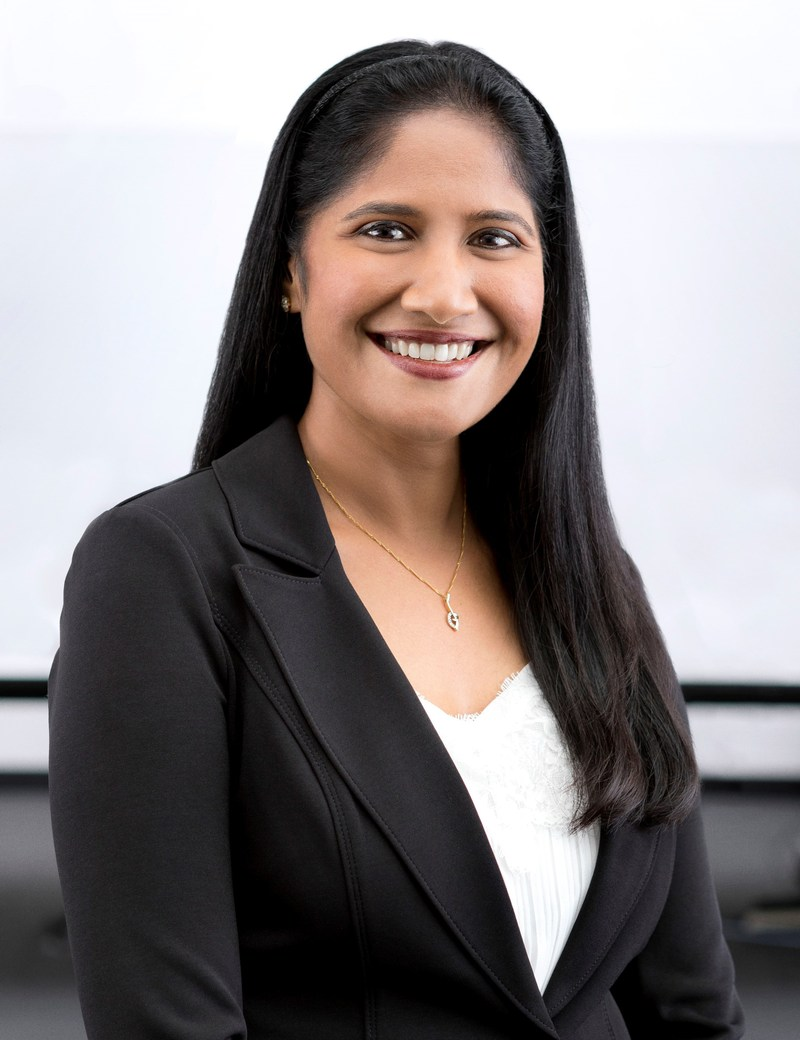 Bhavani Amirthalingam has joined Ameren Corporation as senior vice president and chief digital information officer.