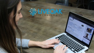 Use Liveoak's secure conferencing and collaboration platform to engage customers, provide live assistance and complete more digital transactions.