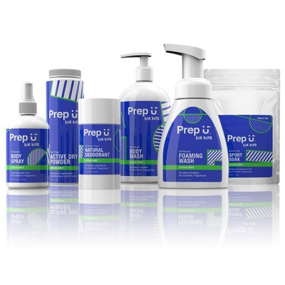Prep U Products New Packaging and Product Offering