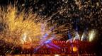 Ансамбль из чунцинского Тунляна представил захватывающий танец дракона в ходе Праздника фонарей на Тайване
