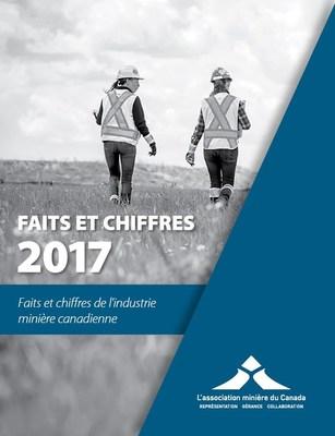 Rapport de l'AMC : Faits et chiffres de l'industrie minière canadienne (Groupe CNW/Association minière du Canada (AMC))
