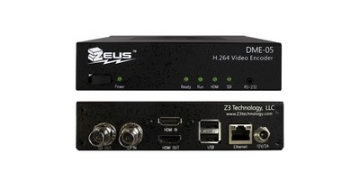 Compact HD video encoder featuring HDMI and SDI encode and decode | DME-05