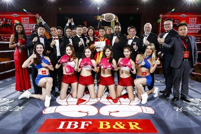 2017 IBF Silk Road Champions Tournament Come to End Successfully