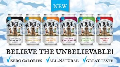 Virgil's Zero Sugar
